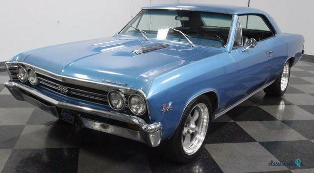 1967 Chevrolet Chevelle in Georgia - 2
