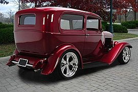 1932' Ford Sedan Delivery