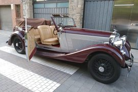 1935' Bentley 3 1/2 Litre Drophead Coupé