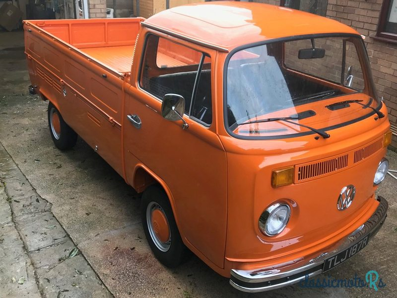 1977 Volkswagen Camper T2 Pick up in Lancashire, Alle