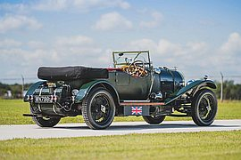 1924' Bentley 4 1/2 Litre