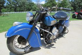 1950' Indian Chief