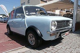 1975' MINI Clubman 1100 Saloon
