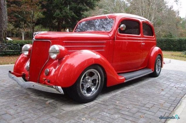 1936 Ford in Georgia - 3