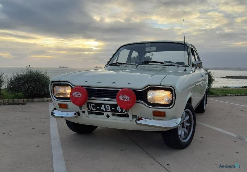 1970 Ford Escort in Portugal - 2