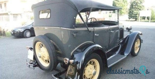 1930 Ford Altro in Italy - 3