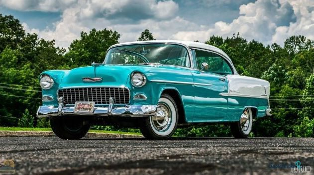 1955 Chevrolet Bel Air in Tennessee - 3