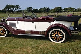 1928' Essex Super Six