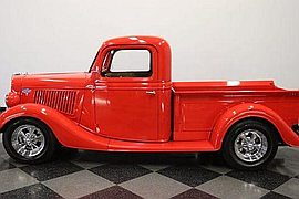 1936' Ford Pickup