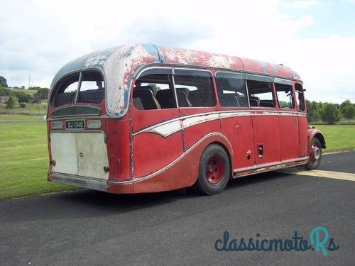 1951 Bedford OB in Scotland, Alle