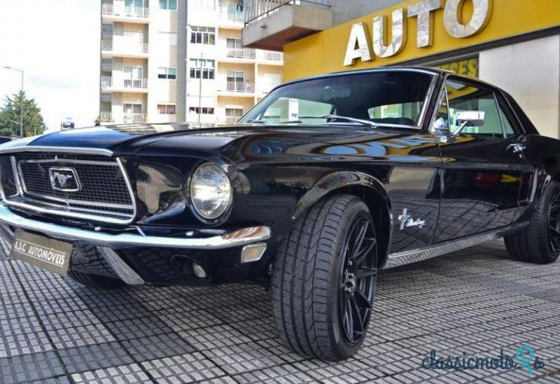 1968 Ford Mustang For Sale Portugal