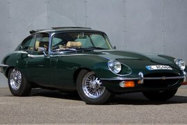 1970' Jaguar E-Type