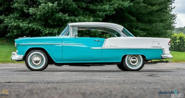 1955 Chevrolet Bel Air in Tennessee - 4