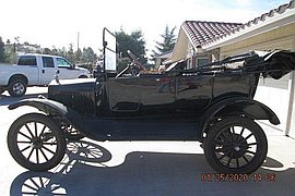 1917' Ford Model T