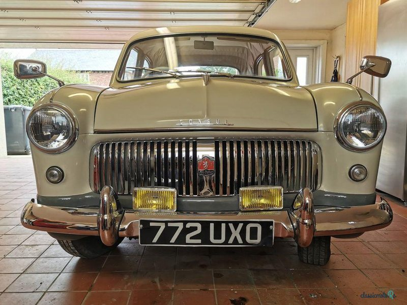 1955 Ford Consul in Cheshire - 3