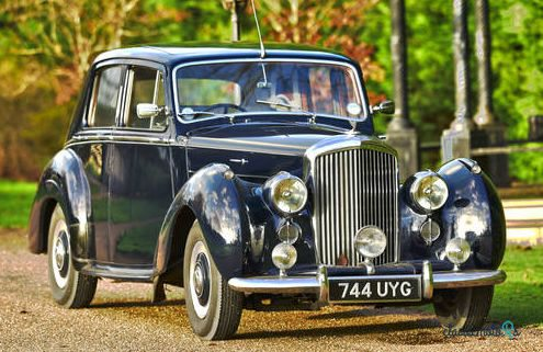 1953 Bentley R Type in Irland - 3