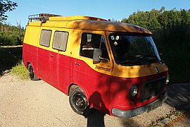 1977' Fiat 238 N Camping