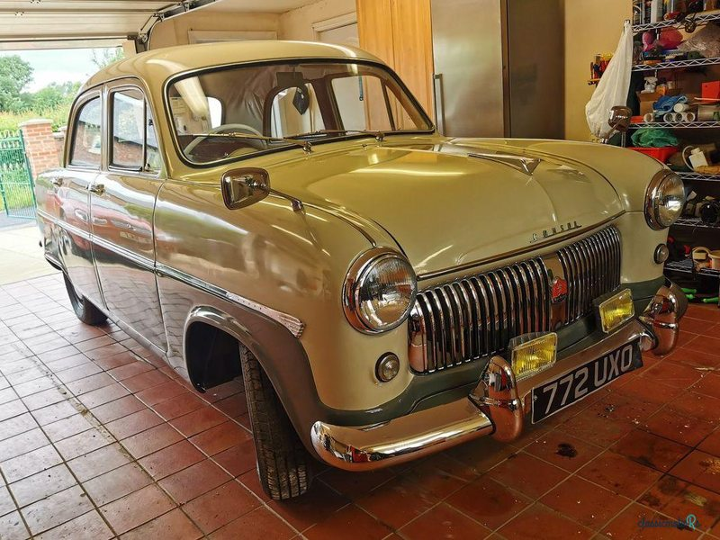 1955 Ford Consul in Cheshire - 4