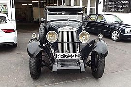 1931' Sunbeam 18.2