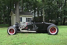 1927' Ford Model T
