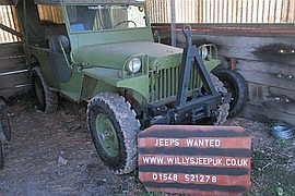 1942' Willys Mb