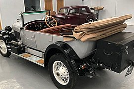 1925' Hudson Super Six Tourer