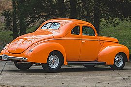 1940' Ford Coupe