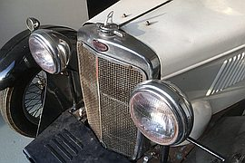 1931' Standard Close Coupled Four Seat Sports
