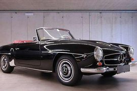 1960' Mercedes-Benz 190 SL