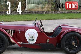 1934' Riley 9 Brooklands