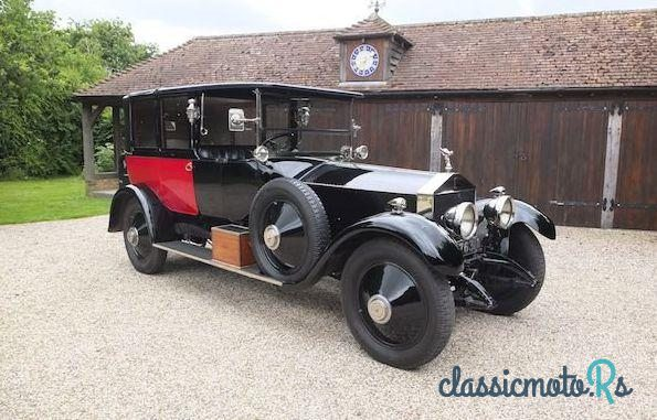 1921 Rolls-Royce Silver Ghost in Kent, the World