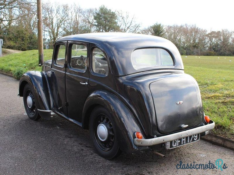 1948 Morris Eight 8 Saloon in Dorset