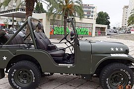 1961' Jeep Willys