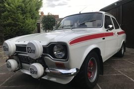 1973' Ford Escort Rs Mexico