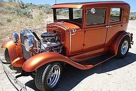 1930' Ford Model A