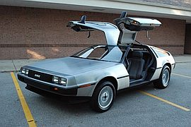 1981' DeLorean DMC-12