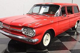 1961' Chevrolet Corvair