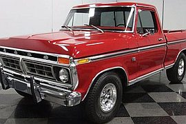 1976' Ford F100