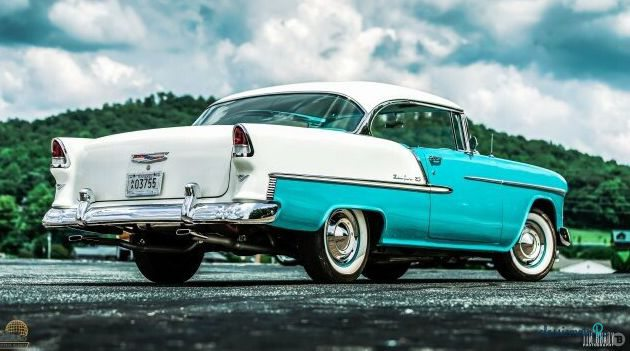 1955 Chevrolet Bel Air in Tennessee