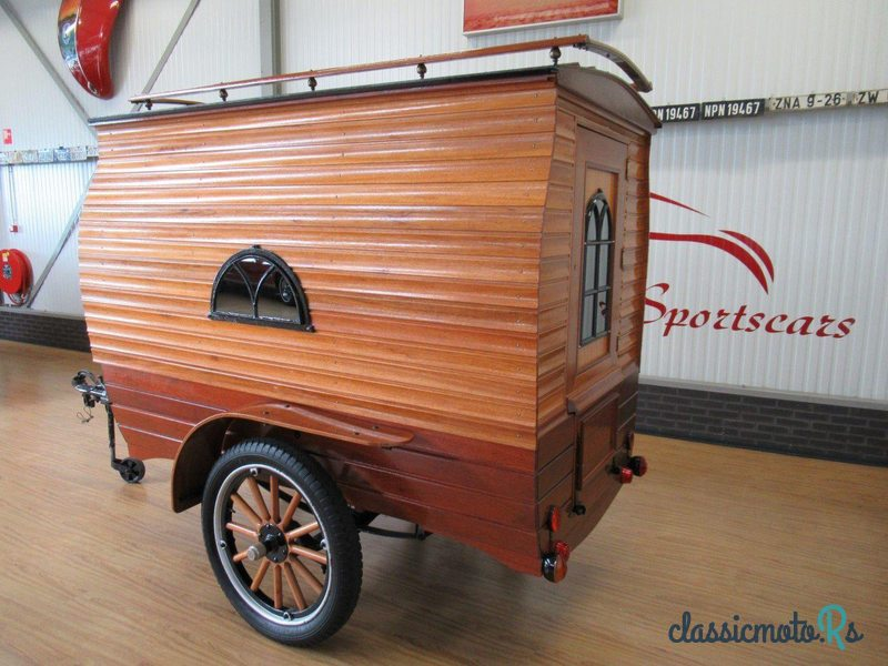1926 Ford Model T Trailer in Netherlands, the World