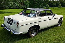 1971' Rover P5B 3.5 Litre Coupe