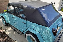 1973' Volkswagen Thing