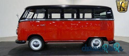 1967 Volkswagen in United States, the World