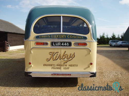 1950 Bedford OB DUPLE in Essex, the World