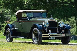 1924' Packard Single Eight Runabout