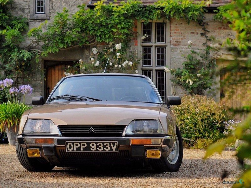 1979 Citroen CX in France