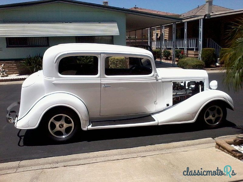 1934' Chevrolet Master for sale - $22,000  California, the World