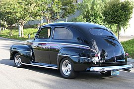 1947' Ford Deluxe