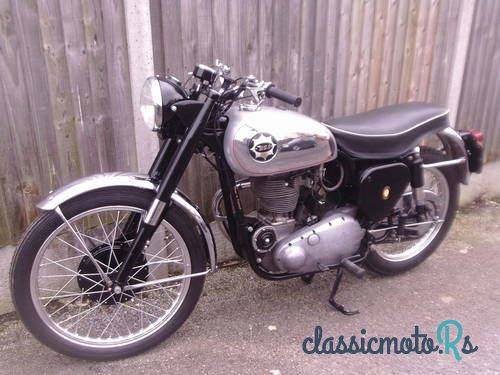 1954 BSA в Kent