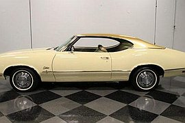 1970' Oldsmobile Cutlass